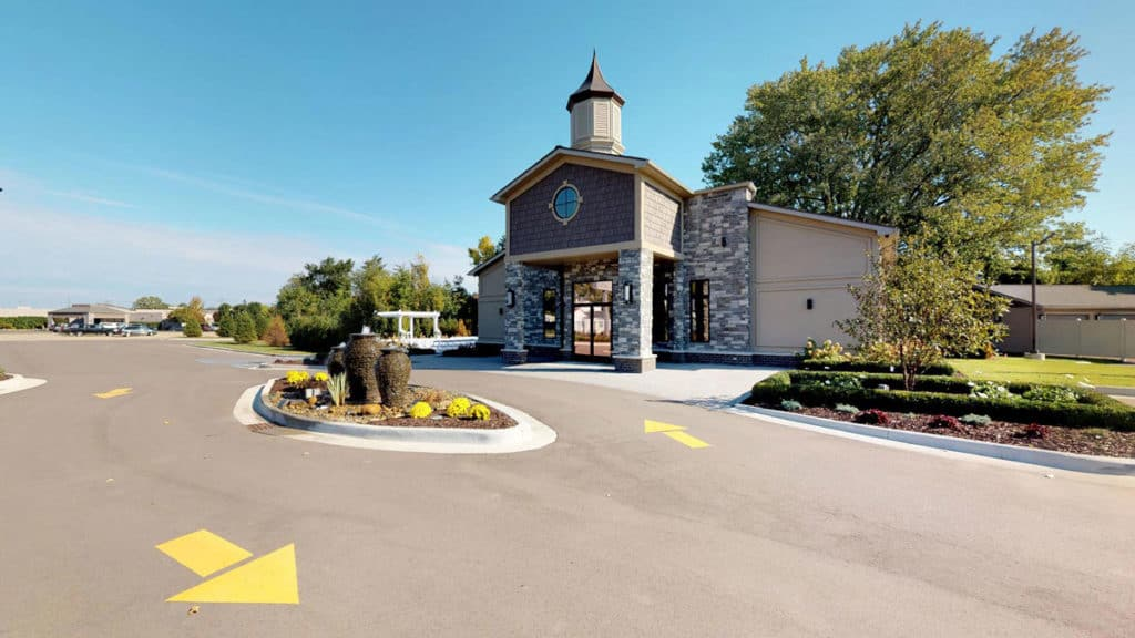 wedding chapel Fraser Clinton twp warren east pointe Macomb County