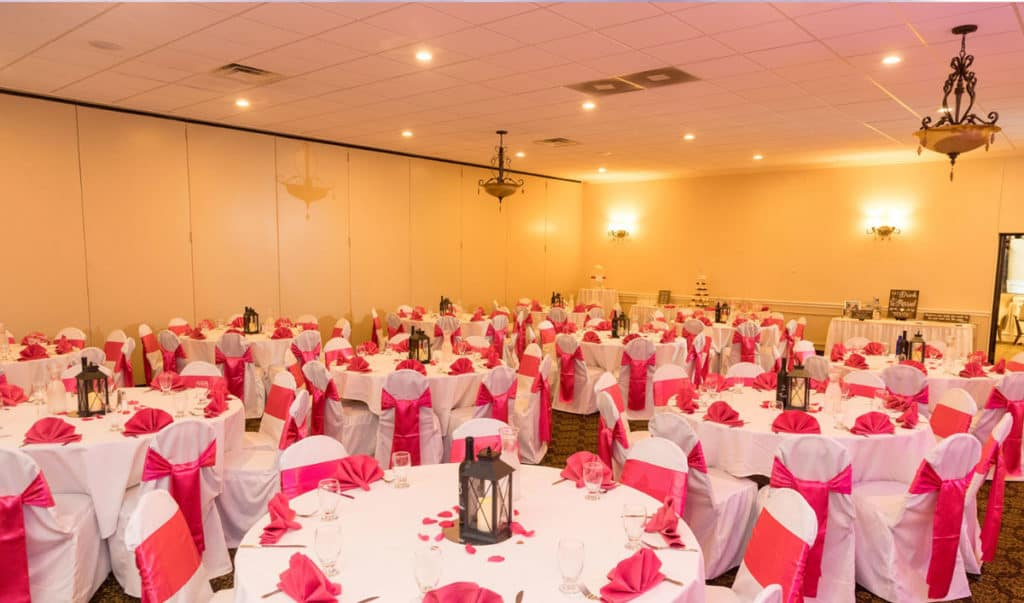 banquets weddings bridal showers macomb county Fraser Clinton twp sterling hts